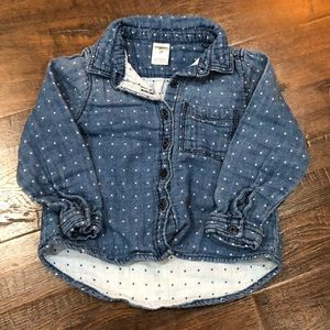 Osh Kosh Denim Shirt